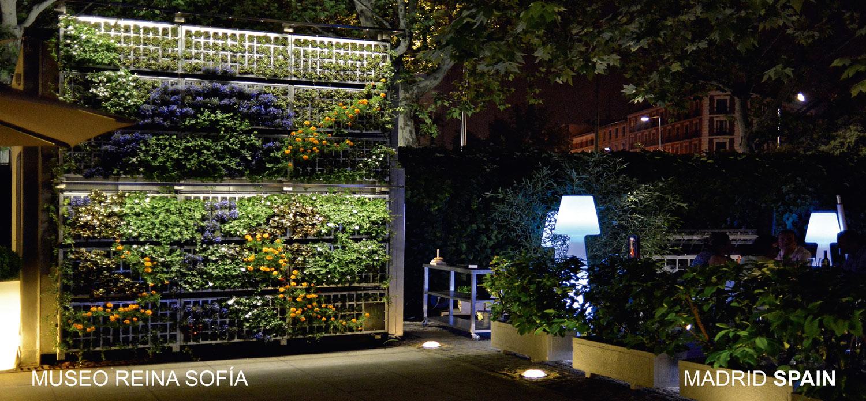 Air Garden Jardines verticales en Vitoria Gasteiz