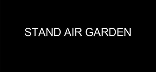 STAND AIR GARDEN