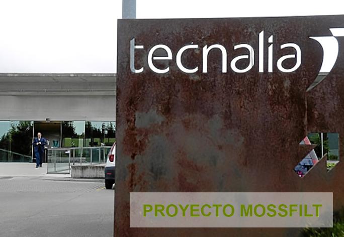Tecnalia proyecto mossfilt
