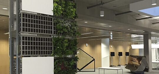 jardineria vertical fachadas ventiladas