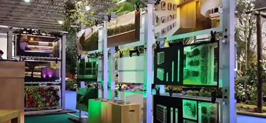 EXPOJARDIM ponto de encontro para todos os interessados pela jardinagem e profissionais do ramo.