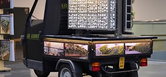 L'innovation dans le domaine des jardins verticaux, en fournissant une nouvelle solution dans le mur vegetalise