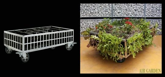 Diseño y fabricacion mesas y kits de cultivo