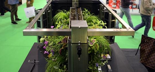 sistemas jardines verticales