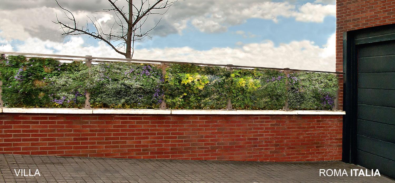 Beneficios de los jardines verticales en establecimientos de hosteleria y locales comerciales