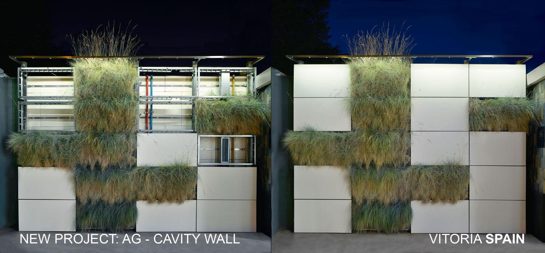 Arquitectura y diseño de jardines verticales