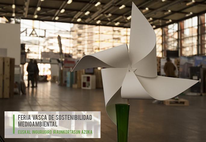 Berdeago Feria vasca de sostenibilidad medioambiental