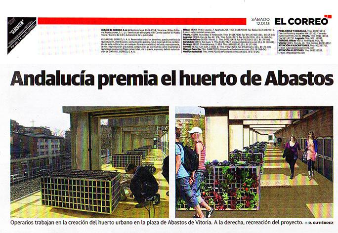 Noticias jardin vertical