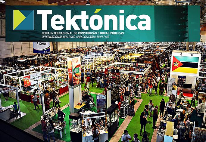 Tektonica feria internacional de construçao e obras publicas