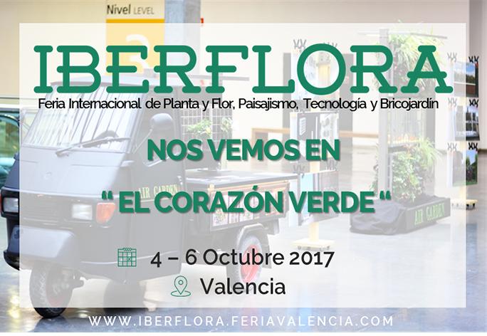 IBERFLORA VALENCIA 2017