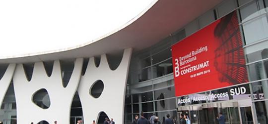 CONSTRUMAT BARCELONA SPAIN