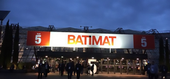 BATIMAT PARIS FRANCE