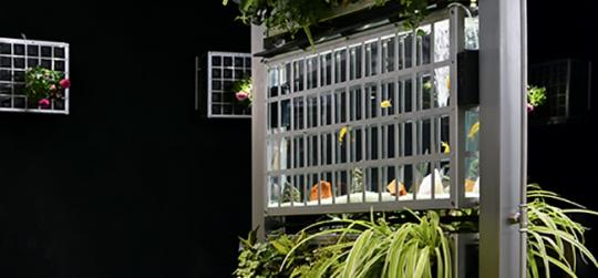 sistemas de jardinería vertical innovadora