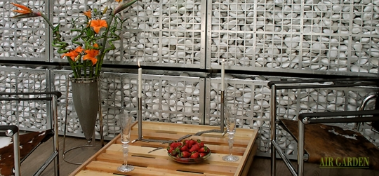 Gaviones con cestones de acero galvanizado
