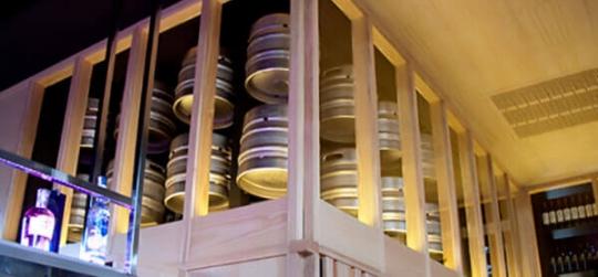 Proyectos de interiorismo relacionados con la hostelería