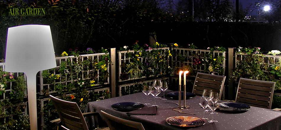 Ideas para convertir la barandilla de la terraza en un idílico jardín