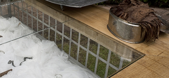 mesas de cultivo para cultivar tu propio huerto hurbano